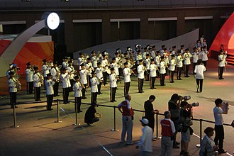 Police band (music) - Hong Kong Police Band