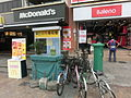 HK 長洲 Cheung Chau San Hing Praya Road Tai Hing Tai Road Dec-2013 ZR2 shop Baleno MacDonalds Post Office Box.JPG