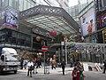 HK TST Bristol Avenue 碧仙桃路 K11 mall 加拿分道 Carnarvon Road entrance.JPG