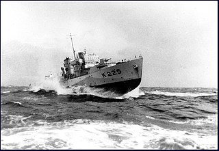 HMCS <i>Kitchener</i> (K225)