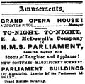 HMS Parliament advertisement Toronto Globe 11 May 1880.jpg