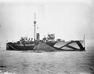 HMS Sir Bevis (1918) IWM SP 689