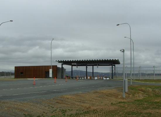 HQJOC gate