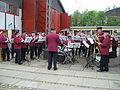 HT-orkestret on Sporvejsmuseet.JPG