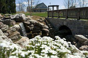 Hahn Horticulture Garden