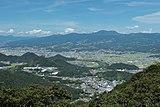 駒ヶ岳を南南西から望む