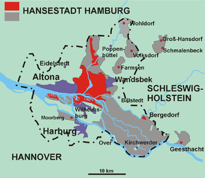Greater Hamburg Act - Image: Hamburg