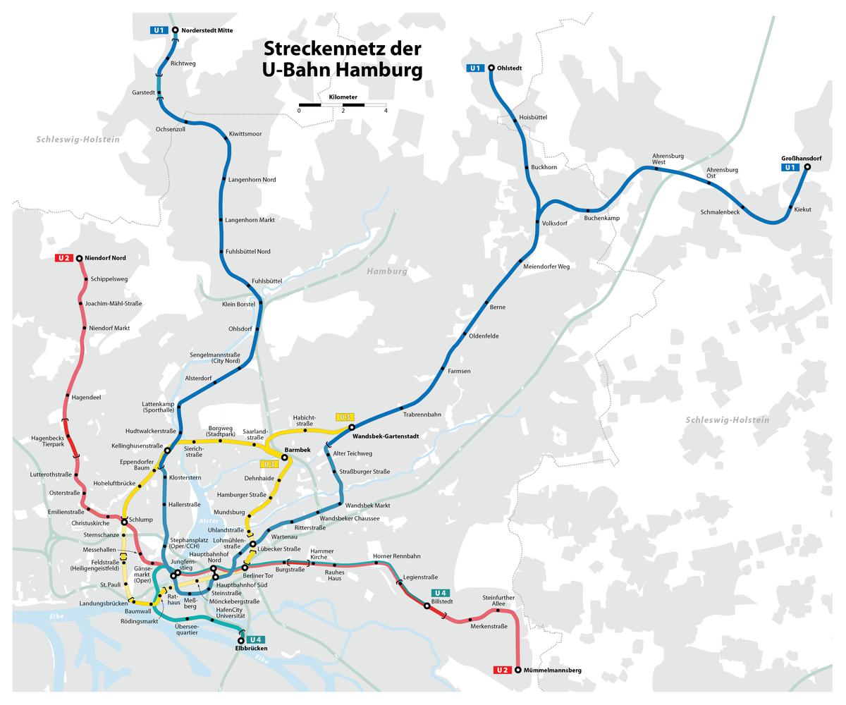 U Bahn Hamburg Wikipedia