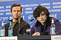Hammer and Chalamet at Berlinale 2017.jpg