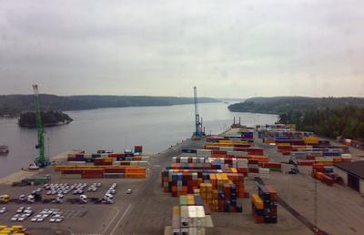 Södertälje hamn