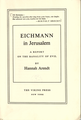 Hannah Arendt Eichmann in Jerusalem 1963 Title.png