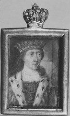 Hans (1455-1513), kung av Danmark, Norge och Sverige, gift med Kristina av Sachsen