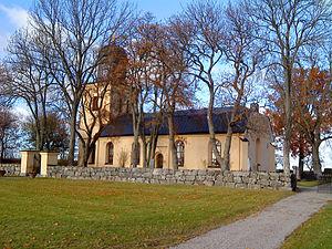 Battle of Haraker - Haraker Church