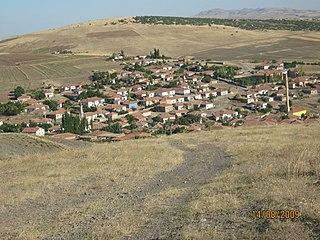 Akçakent District in Turkey