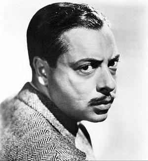 Harold Huber - Huber in 1951.