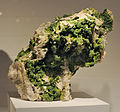 Harvard Museum of Natural History. Pyromorphite. Manhan mine, Easthampton, Massachusetts (DerHexer) 2012-07-20.jpg