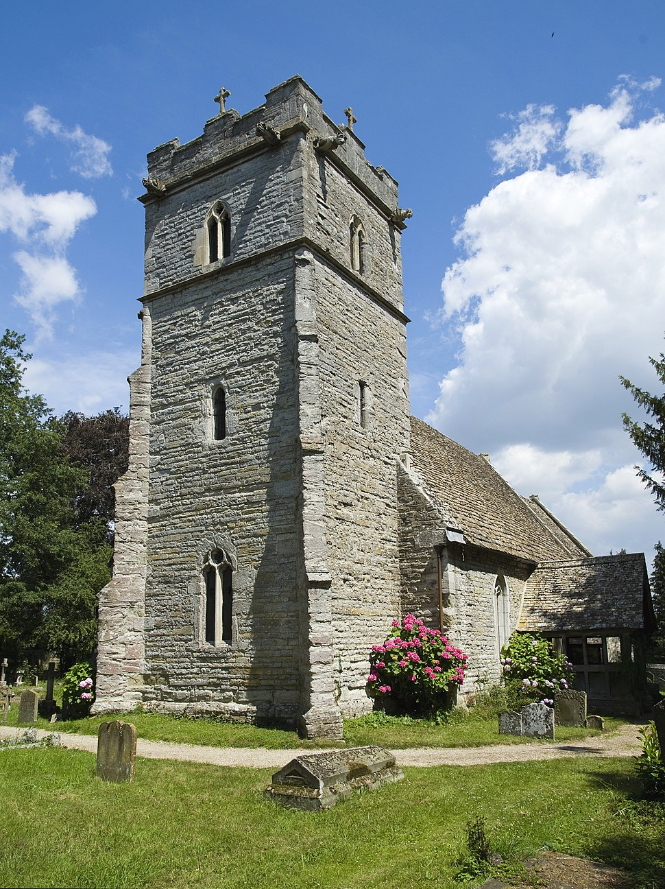 Hasfield Parish Church