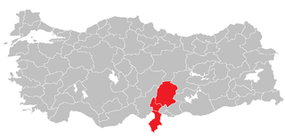 Hatay Subregion Subregion in Mediterranean, Turkey