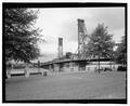 Hawthorne Bridge, Spanning Willamette River at Hawthorne Boulevard and Madison Street, Portland, Multnomah County, OR HAER ORE,26-PORT,10-25.tif