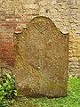 Headstone, Lopen - geograph.org.uk - 1499339.jpg