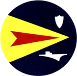 Heavy Attack Squadron, 4 Det. L, (US Navy) insignia, 1963.png