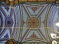Hebron Grab der Patriarchen (Moschee) Innen Decke 2.JPG