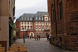 Untere Straße in Heidelberg