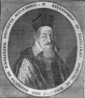 Heinrich von Knöringen - Heinrich von Knöringen