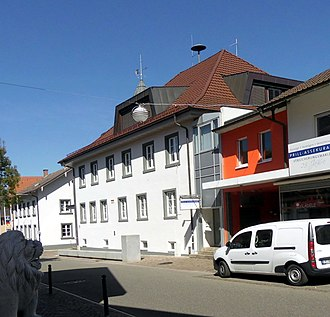 Heitersheim - Town hall