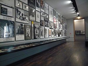 The Helmut Newton photography museum