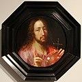 Hendrick goltzius, cristo come salvator mundi, olanda 1607.jpg