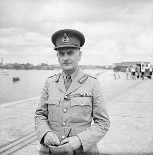 Henry Pownall - Lieutenant General Sir Henry Pownall