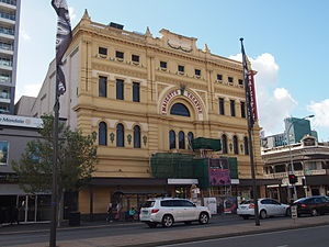 Grote Street, Adelaide - Her Majesty's Theatre, Grote Street