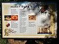 Heritage Park, Mountain View, California, Honey Bees information panel.jpg