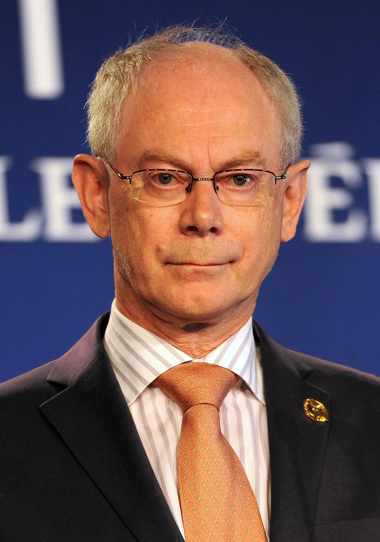 Herman Van Rompuy at the 37th G8 Summit in Deauville 030