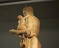 Hermes de Praxíteles, museu arqueològic d'Olímpia.JPG