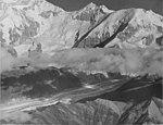 Herron Glacier, valley glacier, August 8, 1957 (GLACIERS 5153).jpg