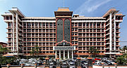 High Court of Kerala Building