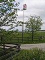 High Lodge flies the flag - geograph.org.uk - 801782.jpg