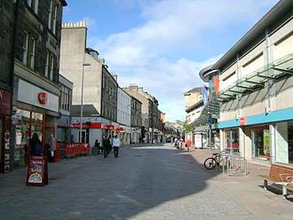 Kirkcaldy - Kirkcaldy's High Street