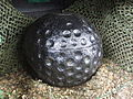 Highball Bouncing Bomb at Abbotsbury Swannery Dorset UK.JPG