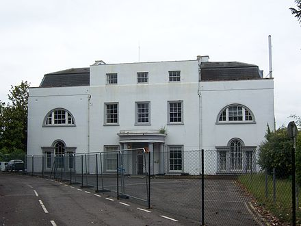 Schomberg had Hillingdon House built in 1717 Hillingdon House - June 2011.jpg