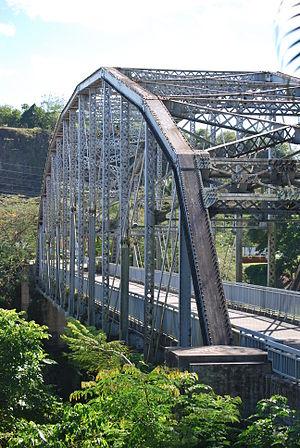 Historic Bridge in Trujillo Alto