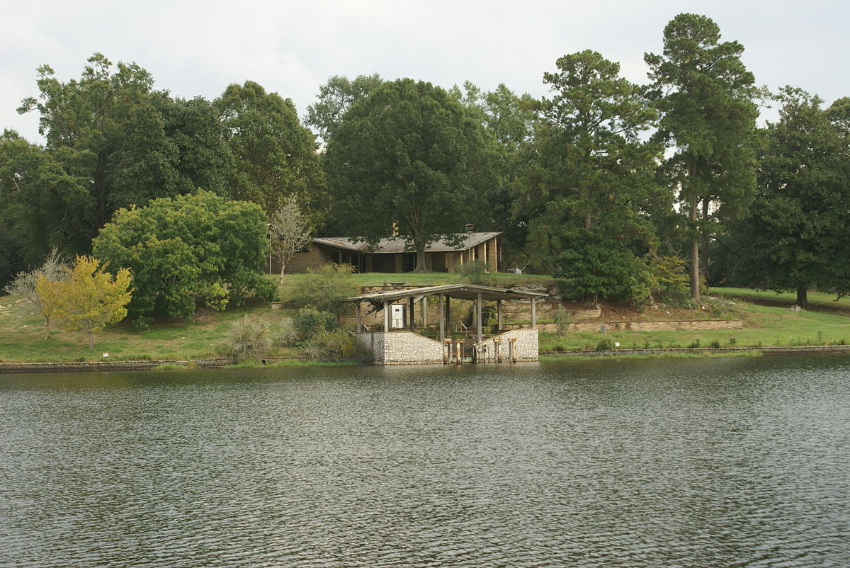 Hodges Gardens State Park - Wikipedia
