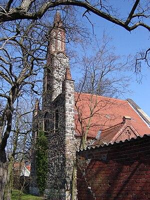 Hohenwarthe - Church