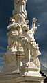 Holy Trinity column, Trumau, detail.jpg