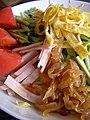 Homemade hiyashi chuka by jetalone.jpg