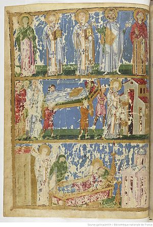 Homilies of Gregory the Theologian gr. 510, f 100.jpg