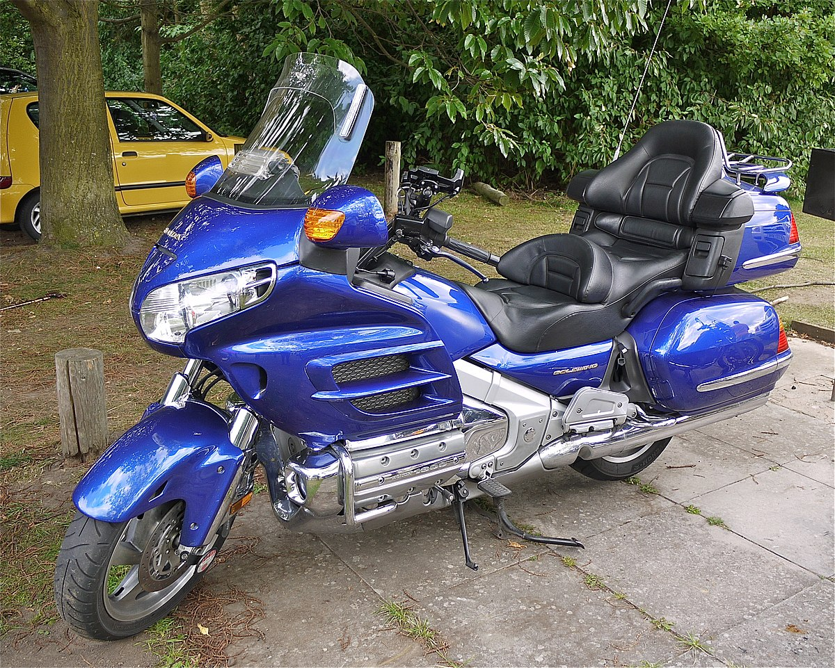 Honda Goldwing Motorcycle For Sale In Florida