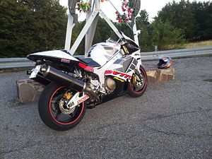 Honda cbx wikivisually honda rc series honda vtr sp2 sp45 or rc51 ina usa fandeluxe Images
